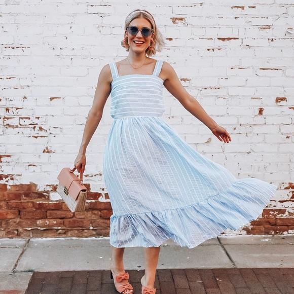 Chicwish Dresses & Skirts - Adorable Backless Chicwish Sundress